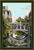 Bridge of Sighs - Brigantia Needlework Tapestry Kit