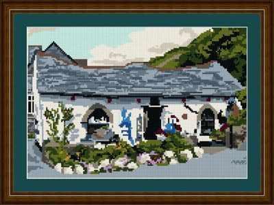 Boscastle Gift Shop - Brigantia Needlework Tapestry Kit