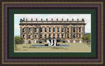 Chatsworth House - Brigantia Needlework