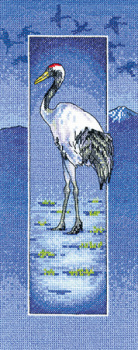 Crane Cross Stitch