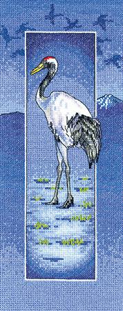 Crane Cross Stitch