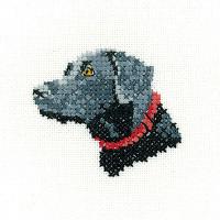 Black Labrador - Heritage Crafts 'Little Friends'
