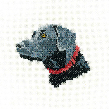 Black Labrador - Heritage Crafts 'Little Friends'