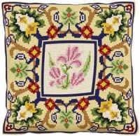 Jasmina - Cross Stitch (printed canvas)