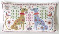 Dogs Embroidery Kit - Nancy Nicholson