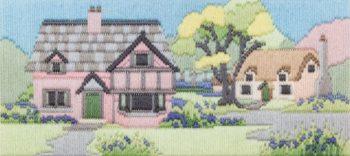 Bluebell Lane - Wool Long Stitch