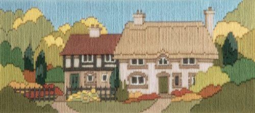 Woodland Lane - Wool Long Stitch