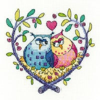 Love Owls - Heritage Crafts