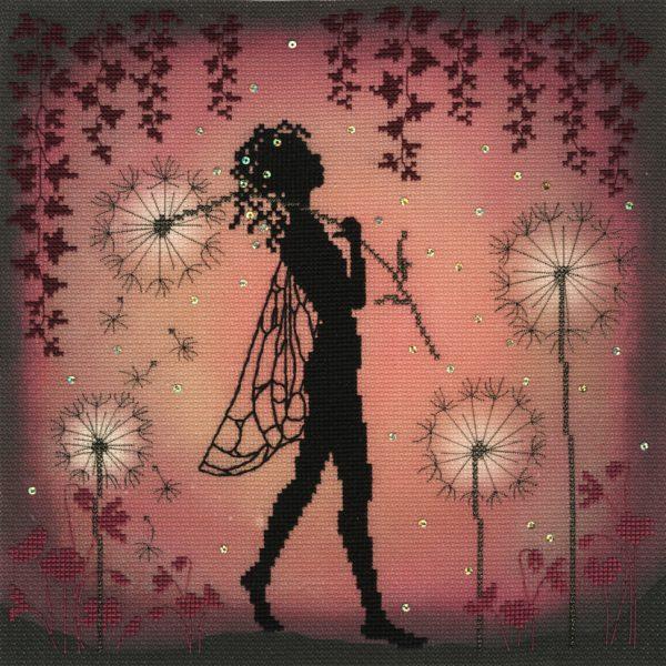 Dandelion Fairy - Enchanted Series Cross Stitch Kit