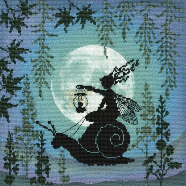 Dreams Fairy Cross Stitch (Bothy Threads) - Enchanted Series