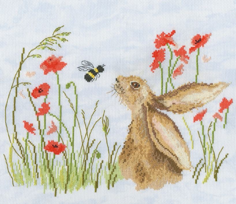 Bee Lovely - Sarah Reilly Cross Stitch - Love Country