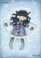Winter Time - Gorjuss Cross Stitch