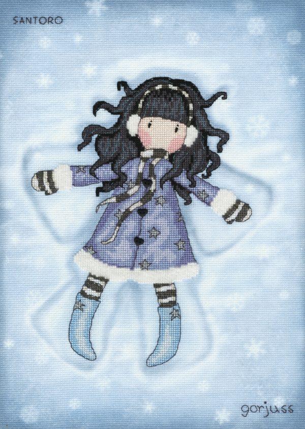 Winter Time - Gorjuss Cross Stitch