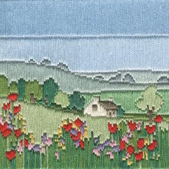 Meadow - Silken Long Stitch