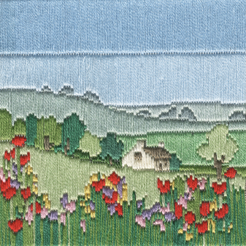 Meadow - Silken Long Stitch