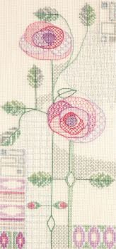 Morning Rose - Creative Coloured Blackwork