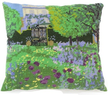 Highgrove House/Wildflower Meadow Herb Pillow Tapestry