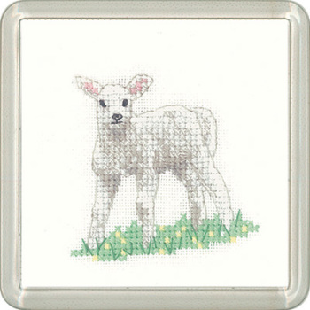 Lamb Coaster Kit - Heritage Crafts