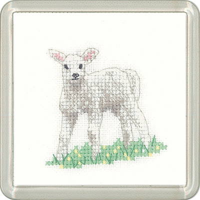 Lamb Coaster Kit - Heritage Crafts
