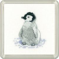 Penguin Coaster Kit - Heritage Crafts