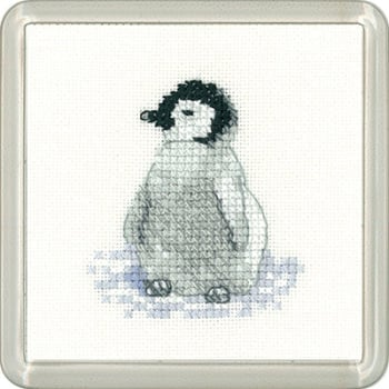 Penguin Coaster Kit - Heritage Crafts