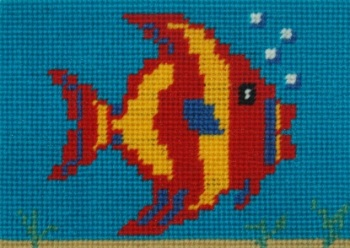 Finlay Fish Beginners Tapestry