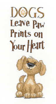 Paw Prints - Peter Underhill