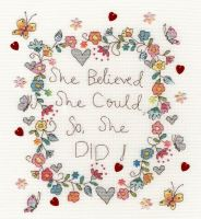Love Note - Bothy Threads Cross Stitch