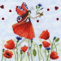 Summer Meadow - Mila Marquis Cross Stitch
