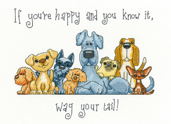 Wag your Tail - Peter Underhill