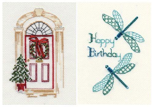 Greeting Cards - Christmas/Birthdays/Wedding