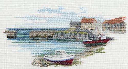 Fisherman's Haven Cross Stitch