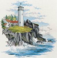 Storm Point Cross Stitch