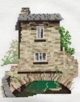 Bridge House, Ambleside - Lake District Cross Stitch