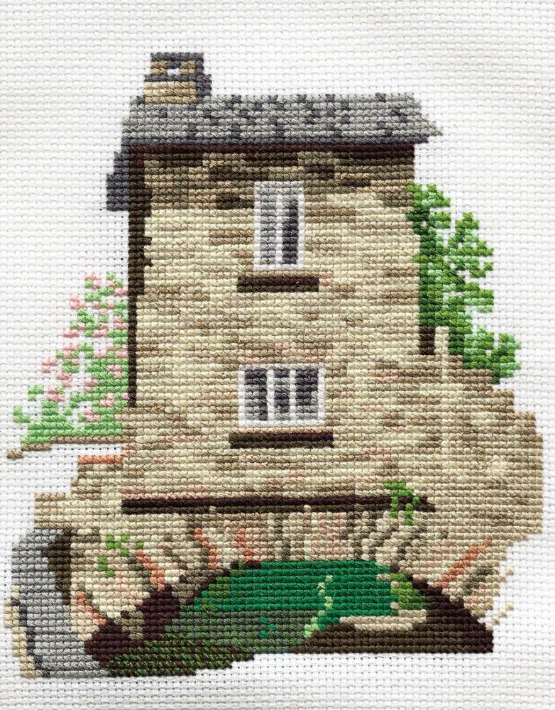 Bridge House, Ambleside - Lake District Cross Stitch