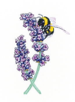 Lavender Bee - Peter Underhill