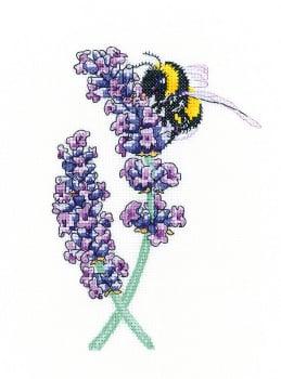 Lavender Bee - Peter Underhill