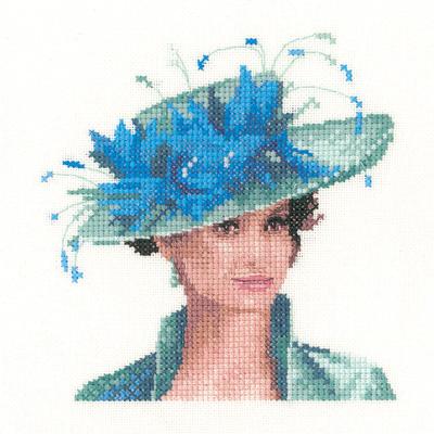 Josephine - John Clayton Miniature Elegance Cross Stitch