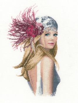 Fleur - John Clayton  Elegance Cross Stitch