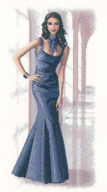 Isabella - John Clayton Elegance Cross Stitch