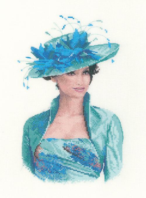 Josephine - John Clayton  Elegance Cross Stitch