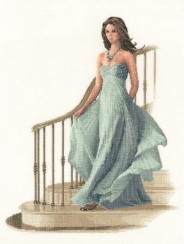 Louisa - John Clayton Cross Stitch