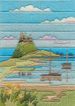 Coastal Spring - Wool Long Stitch
