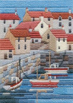 Coastal Summer - Wool Long Stitch
