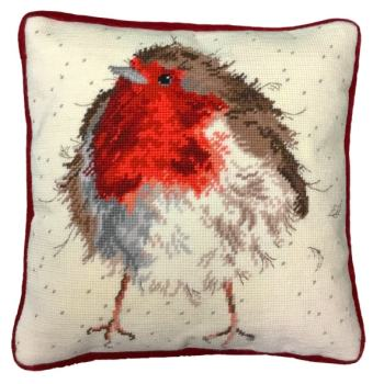 Jolly Robin Tapestry - Hannah Dale