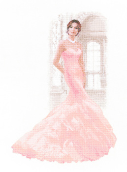 Martina - John Clayton  Elegance Cross Stitch