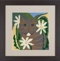 Tiger Cat Tapestry - Katrin Eagle