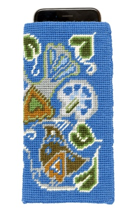 Little Bird Specs Case Tapestry kit