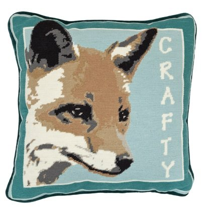 Crafty Fox Tapestry Kit