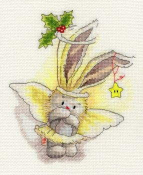 Angel - Bebunni Collection Cross Stitch